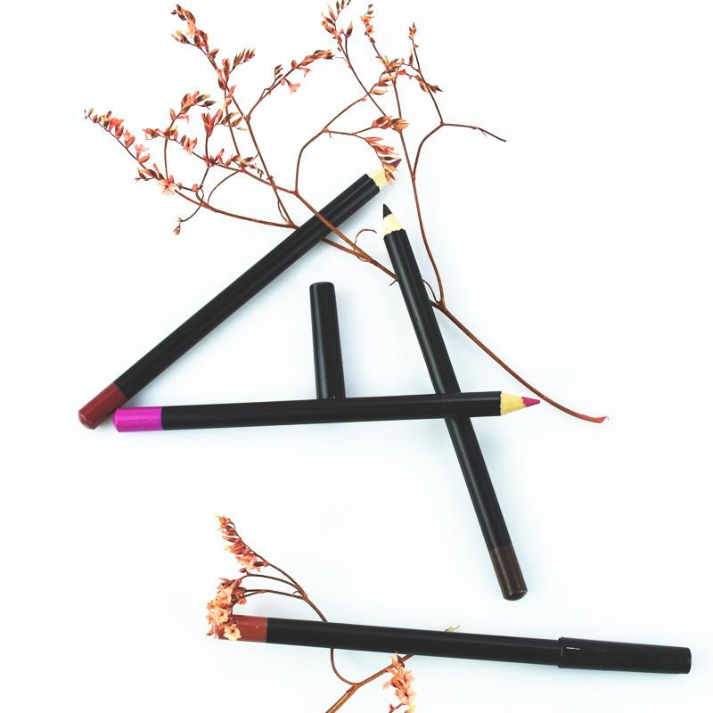 New beauty trending makeup custom logo vegan lip pencil vendor
