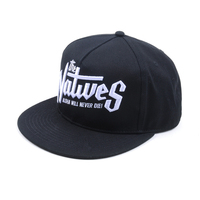 High End Quality Fashion Promotional customize Snapback Cap Design Your Own Logo