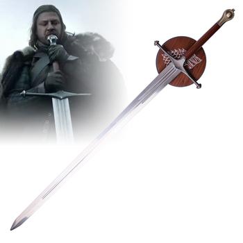 Ice Sword Of Eddard Stark Game Of Thrones Sword Hk8810 Buy Game Of Thrones Sword Ice Sword Game Sword Product On Alibaba Com