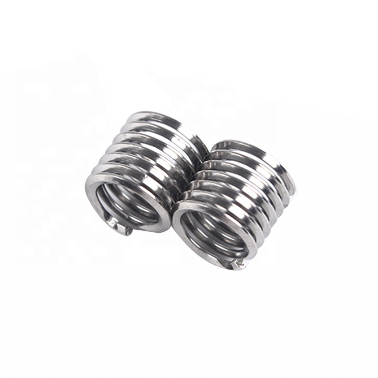 2019 Hot selling standard stainless steel tangless <strong>threaded</strong> <strong>insert</strong>