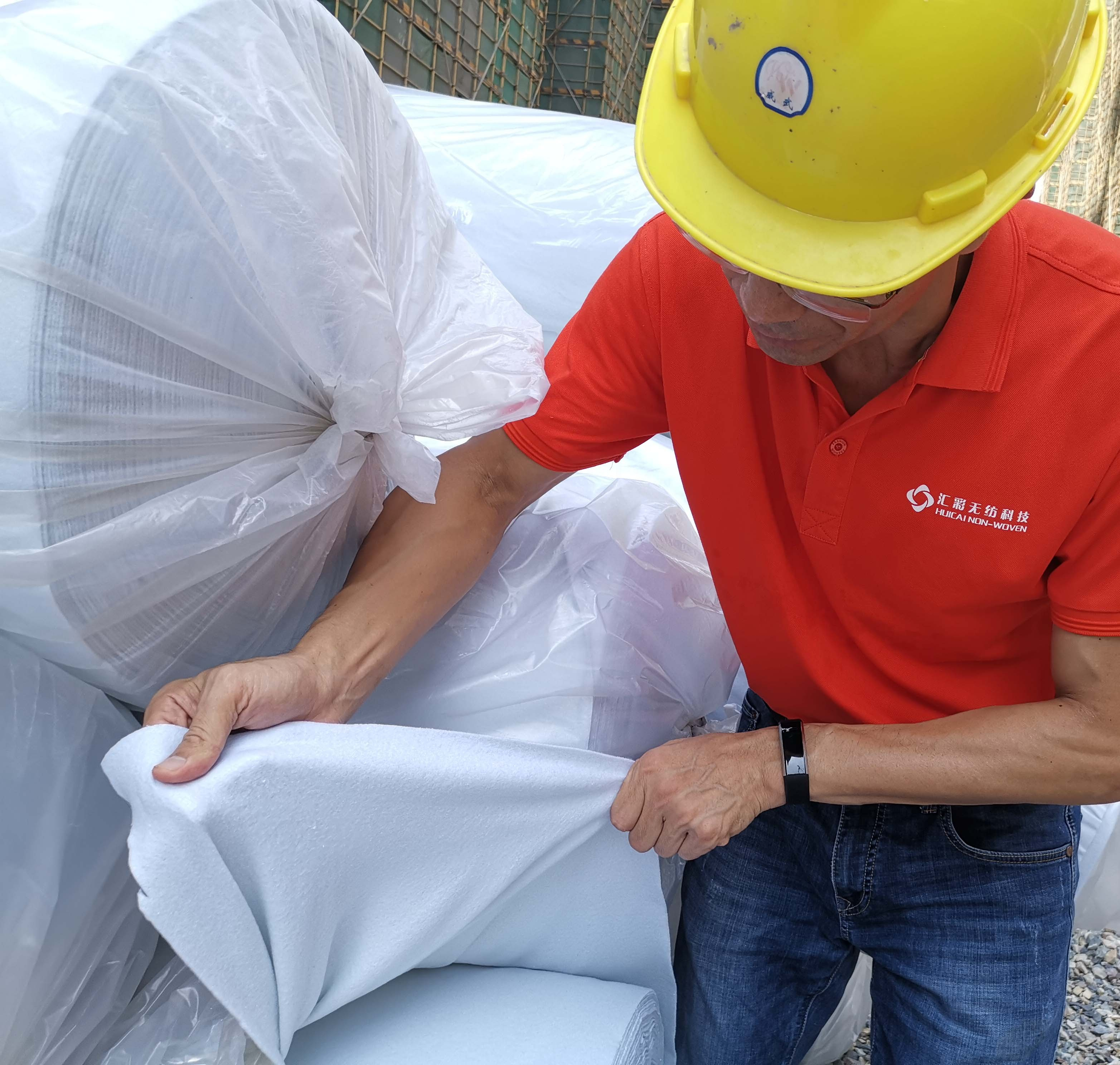 PP/PET Non Woven agriculture <strong>geotextile</strong> <strong>fabric</strong> used for Construction,Garden plant cover