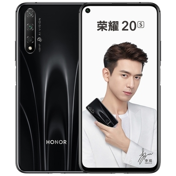 Presale Dropship Huawei Honor 20S, 48MP AI Camera 6GB 8GB 128GB Mobile Phone Magic UI 2.1.1Android 9.0 Smartphone
