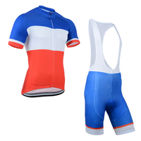 Fashion styles of cycling clothing Men's short-sleeve cycling suit, bike suit, professional and breathable racing bikewear