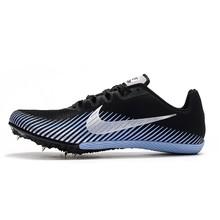 Nike Zoom Rival M 9, полная вязка, спринт, Беговая тренировочная обувь, Nike Fighting Eagle Track, Sprint, шипы, полевые, для ногтей, мужская обувь 39-45()