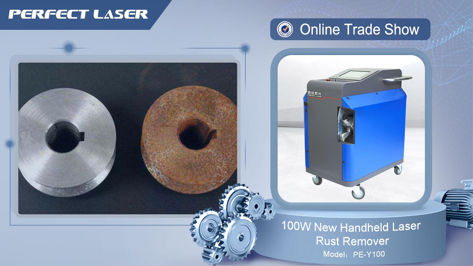Высокая мощность чистый лазер 1000 ватт лазерный очиститель цена для подшипников удаления ржавчины