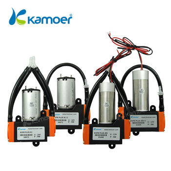 kamoer KVP8 PLUS mini hand air electric pump 12v diaphragm vacuum pump
