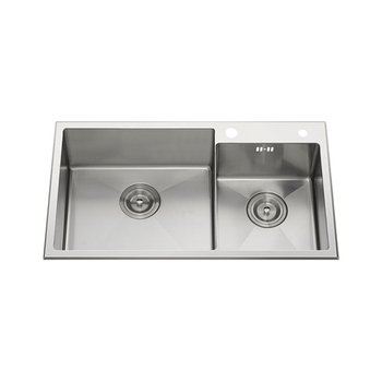 Ds7843 Handmade Corner Kitchen Sinks Stainless Steel Blanco Kitchen Sinks  Mop Sink - Buy Sink Water Tank,Stainless Steel 304 Or 201 Stain  Finish,Dasen ...