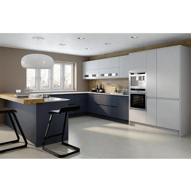 Free 3d Drawing U Shaped Modern Modular Kitchen Designs ...
