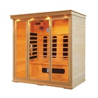 China Factory Supply Infared Sauna Room