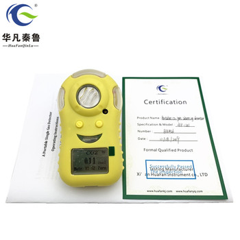 Factory Price Portable Infrared Ray CO2 Carbon Dioxide Gas Detector