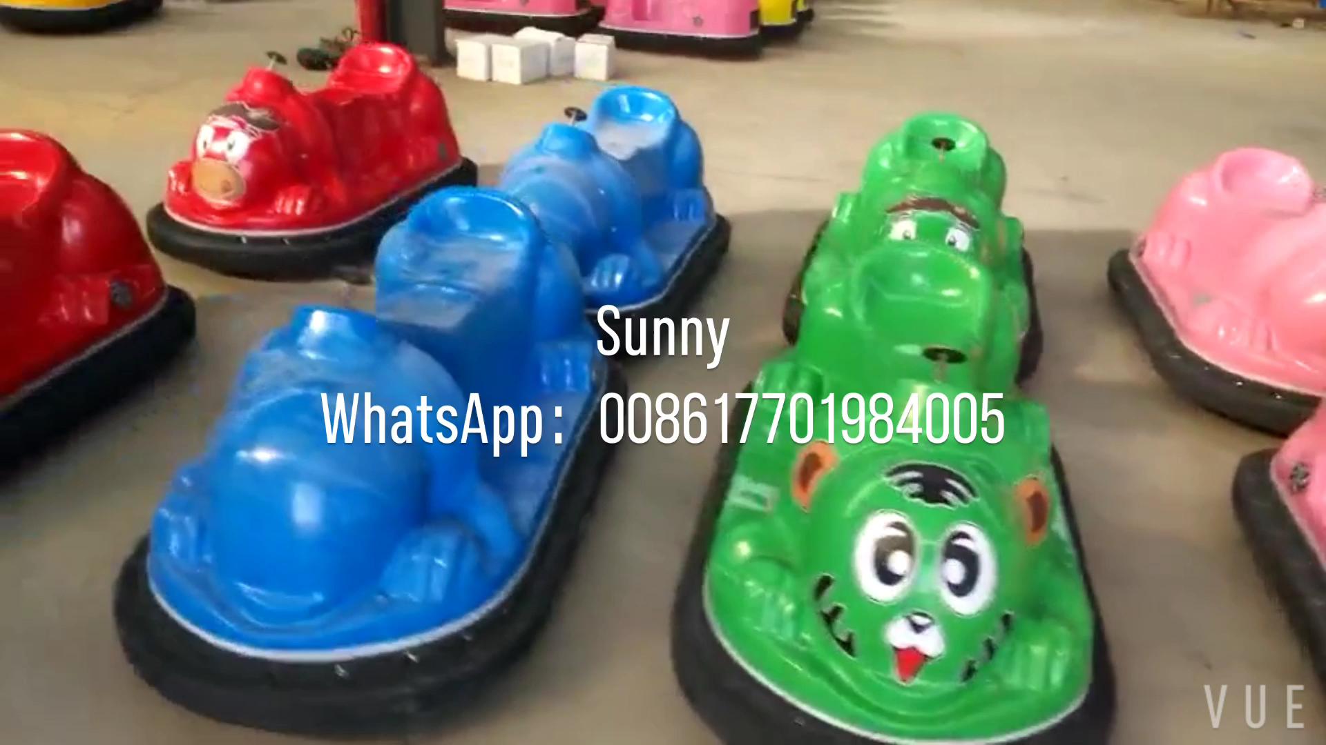 Оборудование для парка развлечений manege, детский бампер для аттракционов на открытом воздухе