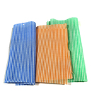 Customizable Size Colors Wholesale multi kitchen cleaning dry spunlace nonwoven fabric