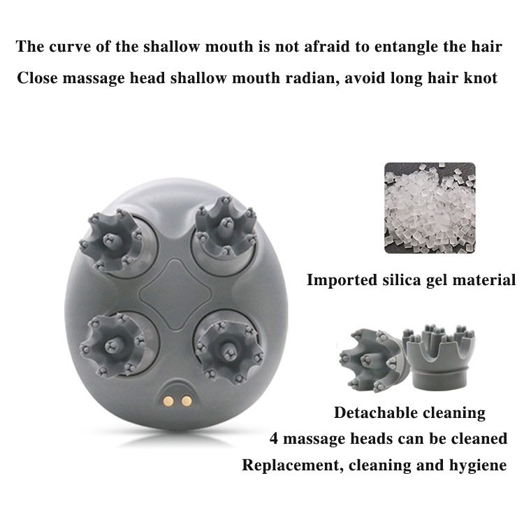 New home vibrating handheld body head massage products