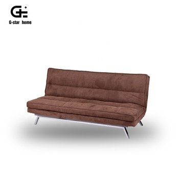 Fold Out Loveseat Sleeper 2 Seater Sofa