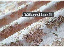 100 см * 135 см/шт Европейская и американская весна и осень Золотая пряжа окрашенная в пряже жаккардовое платье парча ткань(Китай)