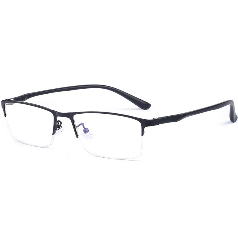 האחרון מחשב איש גדול משקפיים מסגרות משקפיים קרינה אנטי