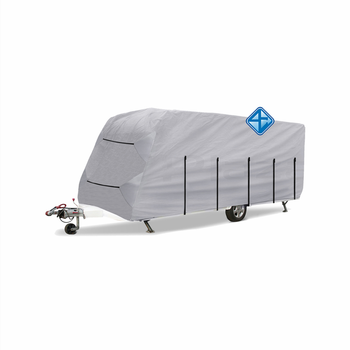 High quality All Weather waterproof Protection Caravan Cover