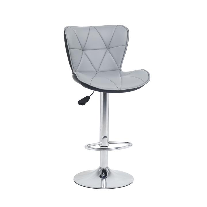 Кухонный барный стул с задней опорой
