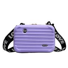Роскошные ручные сумки для женщин 2019 новая сумка-мессенджер модная маленькая багажная сумка для женщин известный бренд клатч сумка с верхн...(Китай)
