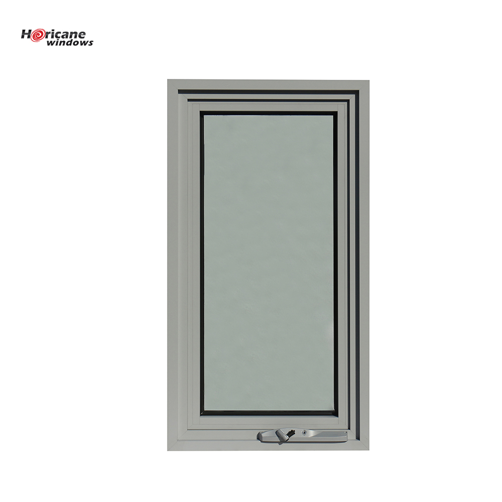 New design China manufacturers aluminium chain winder awning window