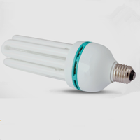 The factory price compact Fluorescent 2U 3U 4U 5U Lamp Energy Saving Bulbs u Style shaped