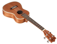 Fabriek groothandel custom logo <span class=keywords><strong>concert</strong></span> size verblindende sapele <span class=keywords><strong>ukulele</strong></span>