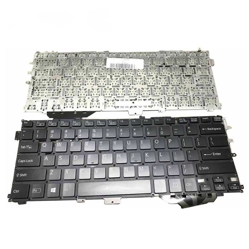 Laptop Keyboard for Sony VAIO VGN NW VGN-NW Portugal PO Black