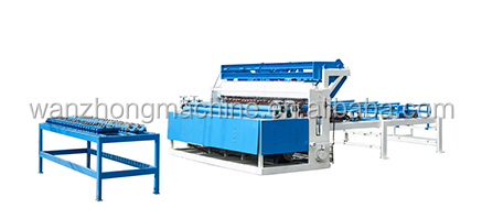 Automatic building steel wire mesh welding machine (ISO9001;CE)