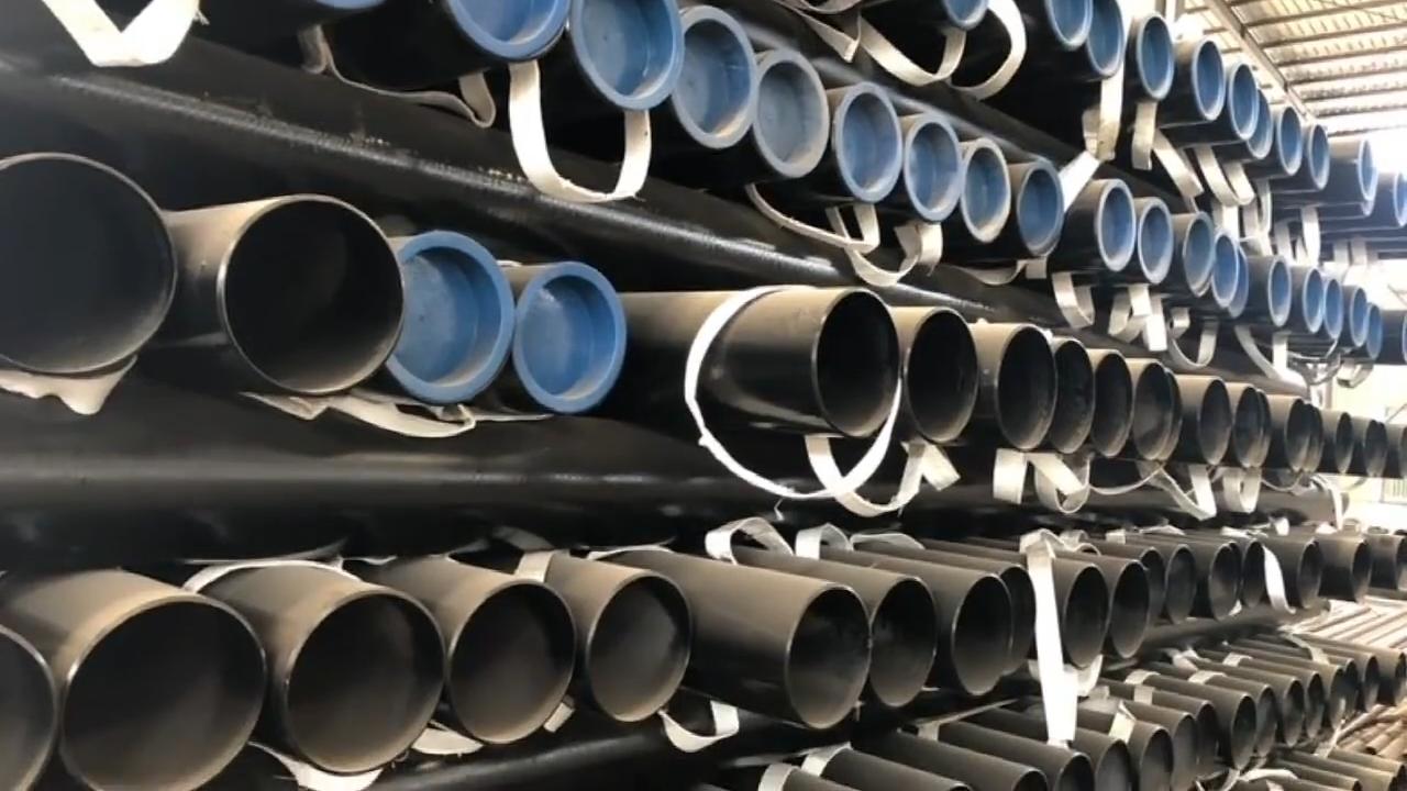 Best Price PVC Pipe/Lean Pipe/PE Coated Steel Pipe
