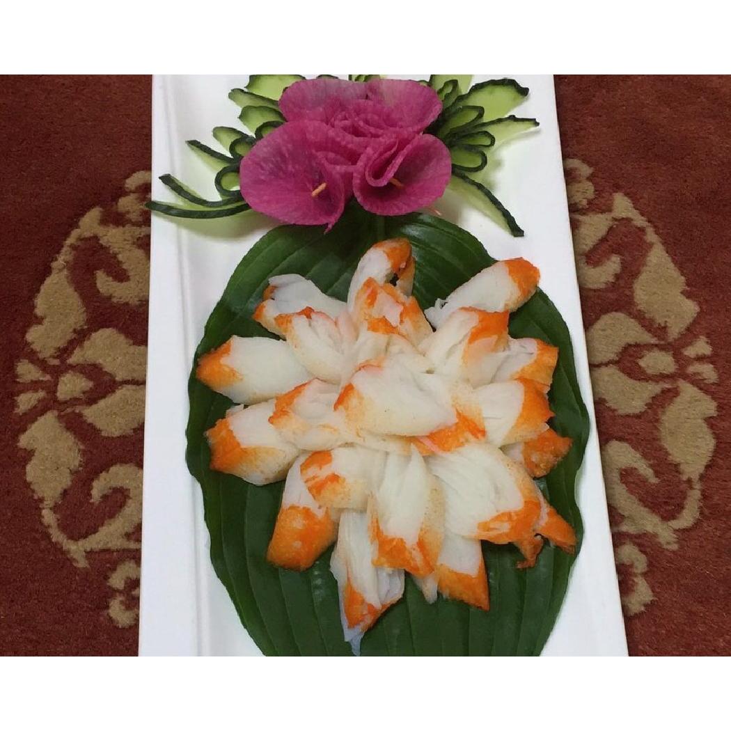Premium seafood leg wholesale frozen fish crab surimi in bag