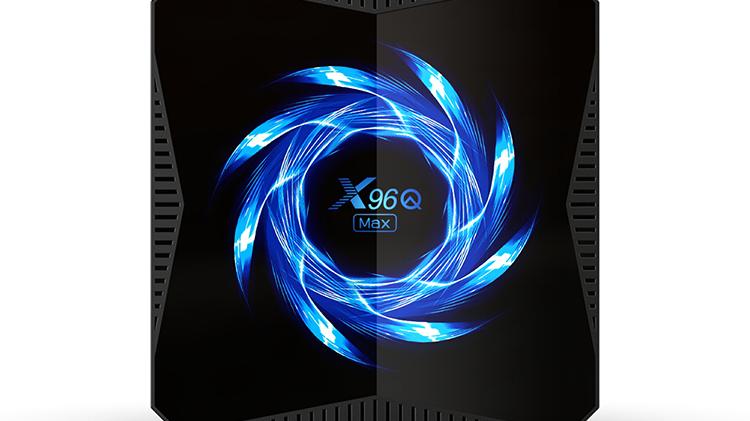 Android 10 10.0 X96Q Max TV Box 2.4G&5G Dual wifi 4K/6K Bluetooth 5.0 CPU H616 2020 New TVBOX Youtube Set top box