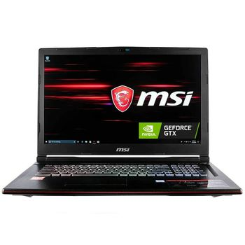 "MSI Gaming Laptop CUK MSI GP73 Leopardo Gamer Notebook 17.3 ""8th Gen Intel Core i7-8750H 32GB di RAM 1TB SSD DA 2TB HDD GTX 1070 8GB"
