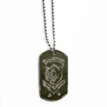 Factory custom <span class=keywords><strong>edelstahl</strong></span> armee metall hund tag/dogtag