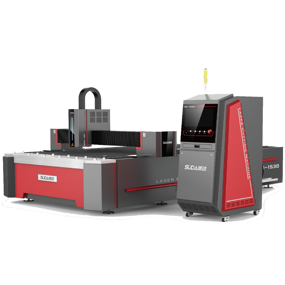 SUDA FG1530 Metal Applicable Material 22mm Carbon Steel and <strong>Fiber</strong> <strong>Optical</strong> Type 6000W <strong>Laser</strong> Cutting Machine