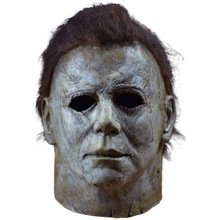 Mcmel Film Maanlicht Hart Paniek Angst <span class=keywords><strong>Latex</strong></span> Grote Mcmel Ghost Hoofd Scary <span class=keywords><strong>Masker</strong></span> Prop Horror Michael Myers <span class=keywords><strong>Masker</strong></span> Movie Prop