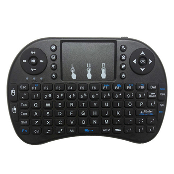 I8 For Gaming Green Mechanical Android And Mouse Air Arabic 2.4g Mini Wireless Touchpad Gamer Mobile Keyboard