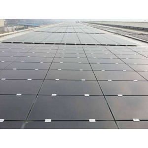 High Efficiency 97.5W CdTe Solar panels for home