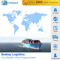 Cheap Rates of PIL/APLL/MSC/MSK/HMM/HPL China Sea Freight Forwarding Agents to Canada USA