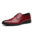 2019 Hot Selling Brand Men Formal Shoes Lace-up Casual Business Big Size PU Leather Dress Shoes