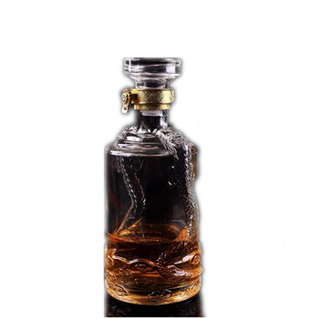 Hot XO bottle, red wine bottle, martell bottle Chinese wine bottle for high-end bottled wine