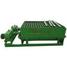 Double Shaft Fertilizer Powder Agitators Mixer