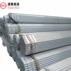 galvanized metal steel carport water pipe and threaded tube
