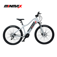 EN15194 250W 36V 10.5Ah hidden battery electric bike,e bike 27.5 wholesale factory ebike,cheap electric bicycle e bicycle UL2272