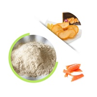 Pure Crab flavour powder comes from natural crab for seafood snacks