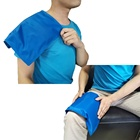 Guangdong Reusable ice gel pack soft hot cold pack wrap around waist shoulder back knee foot neck hip therapy