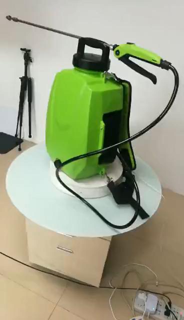 En stock sac à dos portable vide électrostatique brumisateur pulvérisateur et électrostatique brumisateur ulv pulvérisateur pour restauration