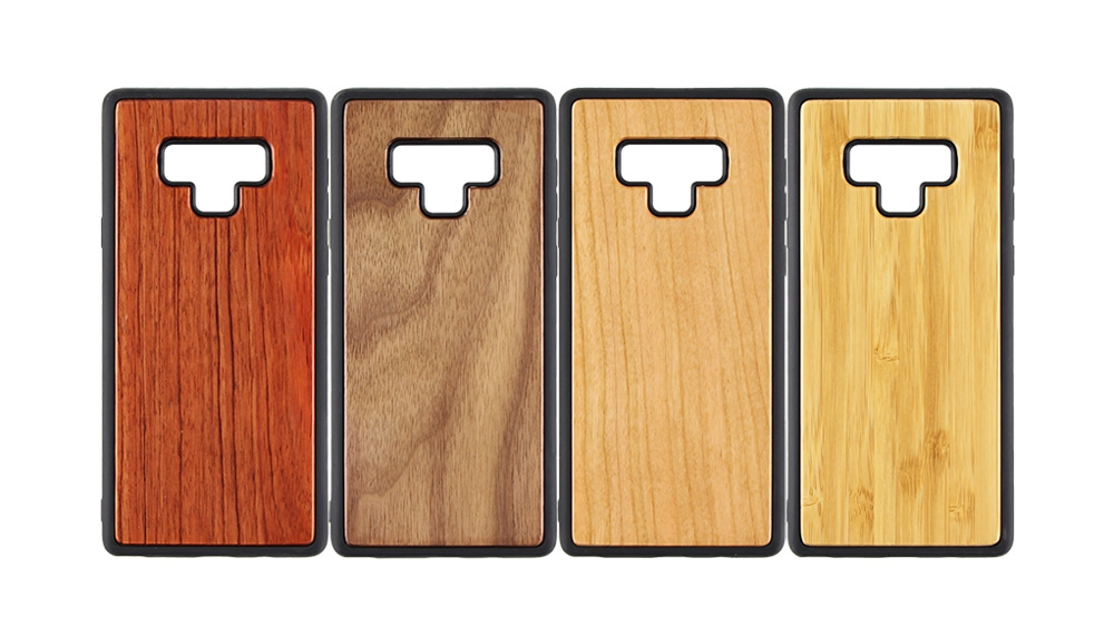 2020 Hot Sale Plain Phone Case Wooden Mobile Phone Cover For Samsung Galaxy S10