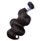 Hot selling soft quality products of high quality the nature deep human 100% virgin body wave braids hair