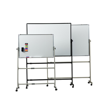 OEM factory price mobile whiteboard dry erase magnetic board white board stand