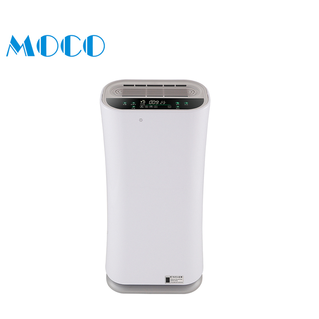 Home Appliance Air Purifier HEPA+UV+ANION+CARBON 5 Layers air purifier home